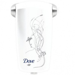 SOFT CARE COVER WHITE pokrywa dozownika LUX DOVE Soft Care Sensation