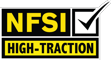 Certified NFSI High-Traction